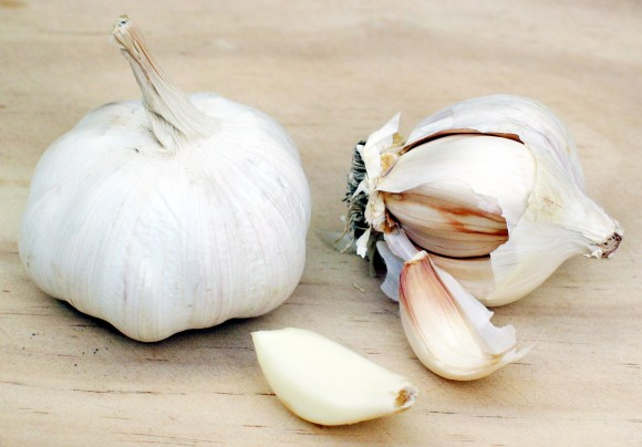 Garlic natural remedie