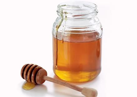 Tuberculosis treatment with honey