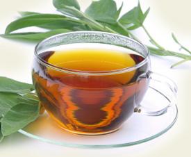 Sage Tea for colds