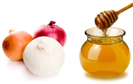 honey-onion-health remedies