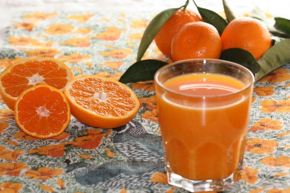 mandarin-juice hangover remedy