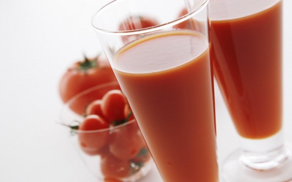tomato-juice remedies