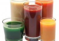 natural juice remedies