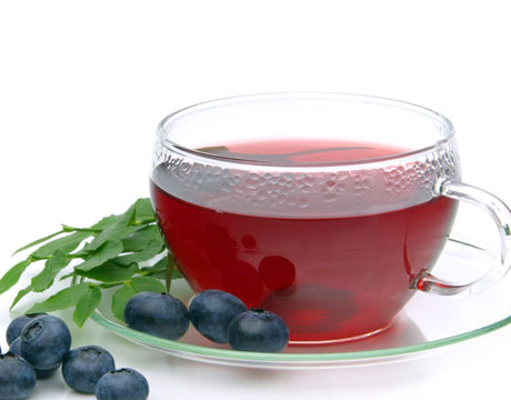 Blueberry_Tea_Natural Remedies